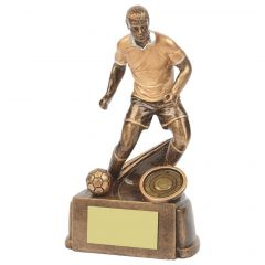 HEAVY FOOTBALL FIGURE TROPHY RS565-TWT