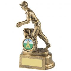 Cricket Wicket Keeper Award RS314-TWT