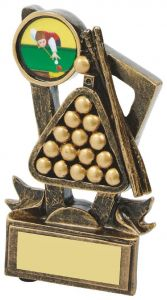 POOL / SNOOKER TROPHY RS604-TWT