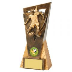 MALE FOOTBALLER TROPHY 1000CP-TWT