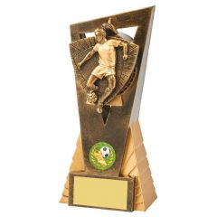 FEMALE FOOTBALLER TROPHY 1001CP-TWT