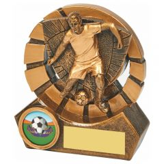 MALE FOOTBALLER TROPHY 1200CP-TWT