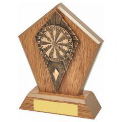 Gold & Bronze Darts Trophy RS711-TWT