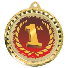 PLACINGS QUALITY MEDAL MD072-TWT