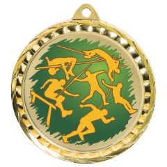 ATHLETICS QUALITY MEDAL MD073-TWT