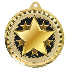 STAR QUALITY MEDAL MD081-TWT