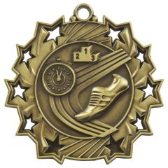 ATHLETICS STAR MEDAL MD851-TWT