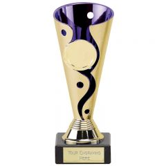 Carnival Gold/Purple Cup 153-GW