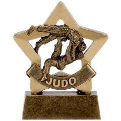 Mini Star Judo Trophy A1113-GW