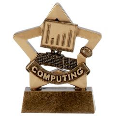 Mini Star Computing Trophy A1121-GW
