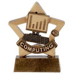 Mini Star Computing Trophy A1121-GW