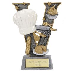 V-SERIES Cookery Trophy A1497-GW