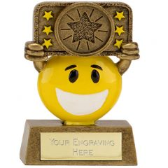 Happy Chappies Universal Trophy A1642-GW