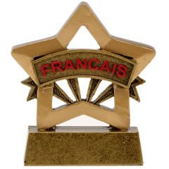 Mini Star FRANCAIS Trophy A1670-GW