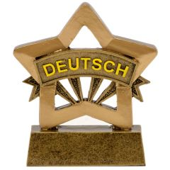 Mini Star DEUTSCH Trophy A1671-GW