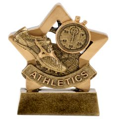 Mini Star Athletics Trophy A1672-GW
