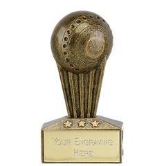 Micro Lawn Bowls Trophy A1722-GW