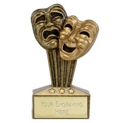 Micro Drama Trophy A1735-GW