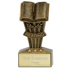 Micro Reading Trophy A1765-GW