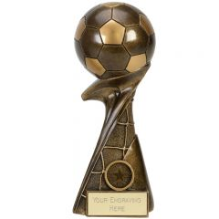 Curl Football Trophy A4008A-GW
