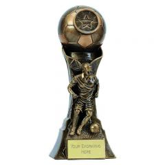 GENESIS FEMALE FOOTBALLER TROPHY A4053A-GW