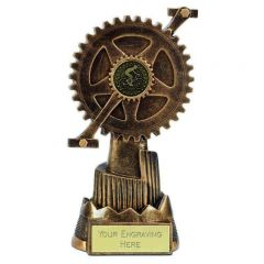 Micro Cycling Trophy A1732-GW