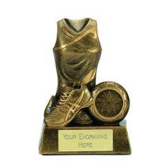 Diamond Netball Trophy PK200-GW