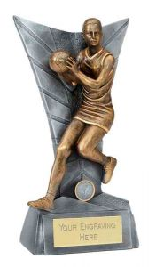Spartan Netball Tower Trophy RF17023-TSA