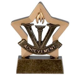Mini Star Achievement Trophy A948-GW