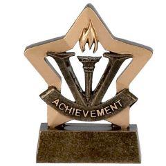 Mini Star Achievement Trophy A948-GW