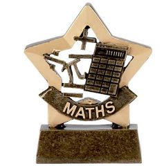 Mini Star Maths Trophy A950-GW