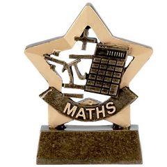 Mini Star Maths Trophy A950-GW