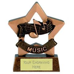 ini Star Music Trophy A1241-GW