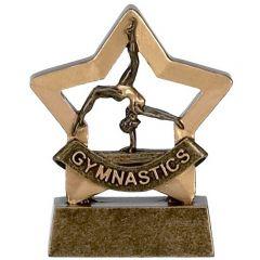 Mini Star Female Gymnastics Trophy A962-GW