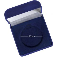 60mm Velvet Medal Case AM043-GW