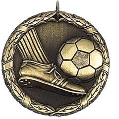 Laurel Football Medal AM091g-GW