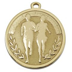 Galaxy Running Medal AM1027.01-GW