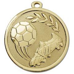 Galaxy Football Medal AM1028.01-GW