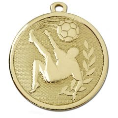 Galexy Football Medal AM1029.01-GW
