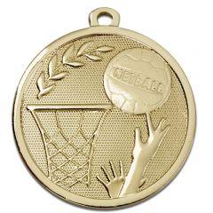 Galaxy Netball Medal AM1032.01-GW