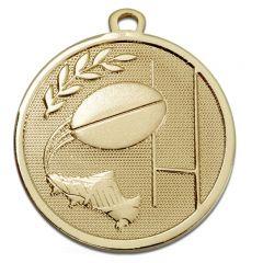 Galaxy Rugby Medal AM1033.01-GW