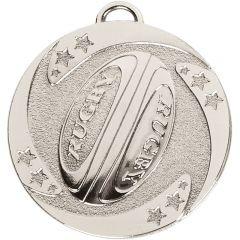 Rugby Medal AM1040.02-GW