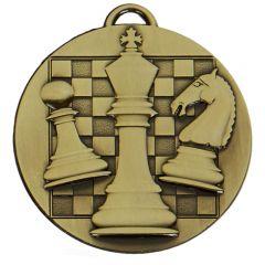 Chess Medal AM1044.12-GW