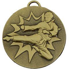 Martial Arts Medal AM1048.12-GW