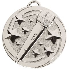 Music Medal AM1049.02-GW