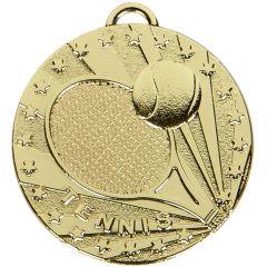 Tennis Medal AM1050.01-GW