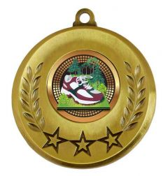 Cross Country Running Medal AM1046.12-GW