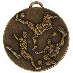 Football Medal with Ribbon AM980R.12-GW