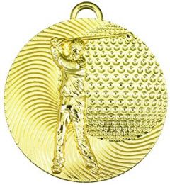 Golf Action Medal G120-GWT