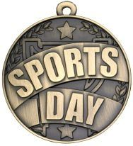 Sports Day Medal G860-GWT